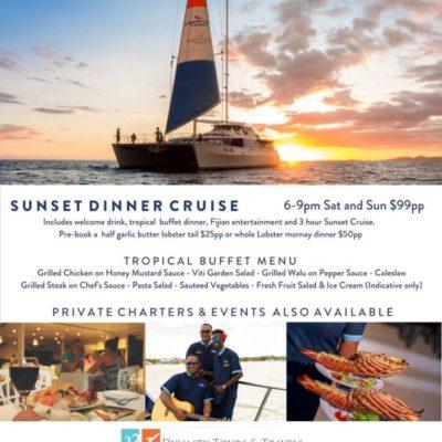 suva sailings fiji tours